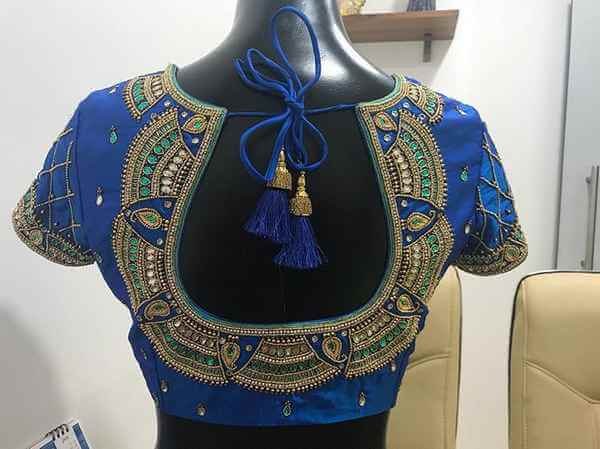 Matka Blouse with Dory